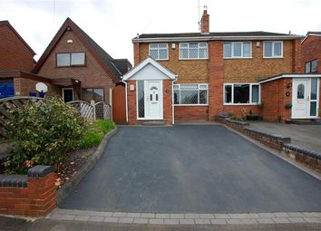Thumbnail 3 bed semi-detached house to rent in Brook Street, Wall Heath