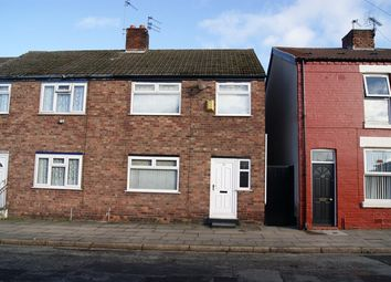 Thumbnail 3 bed end terrace house to rent in Macqueen Street, Old Swan, Liverpool