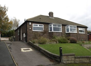 Thumbnail 2 bed semi-detached bungalow to rent in Byron Drive, Monk Bretton, Barnsley