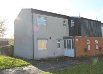 Thumbnail 3 bed semi-detached house for sale in Shackleton Close, St. Athan, Barry