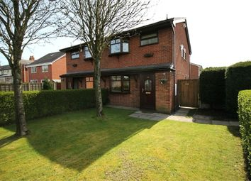 Thumbnail 3 bedroom semi-detached house for sale in Green Meadows, Westhoughton, Bolton, Lancashire