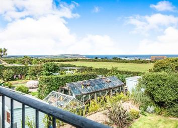 Thumbnail 2 bed semi-detached house for sale in Trevone Bay, Padstow, Cornwall