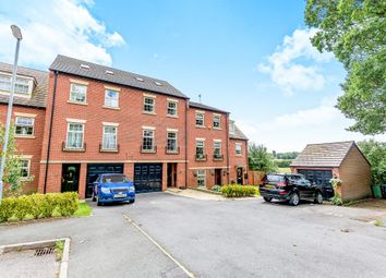Thumbnail 4 bed terraced house for sale in Thwaite Close, Great Oakley, Corby