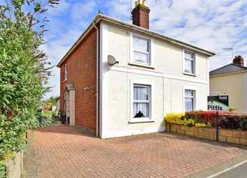 Thumbnail 2 bed semi-detached house for sale in Newport Road, Sandown, Isle Of Wight