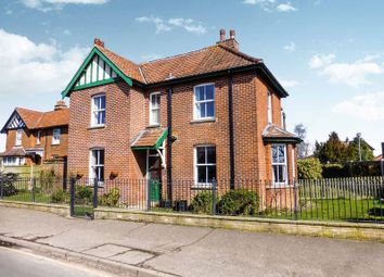 Thumbnail 4 bed detached house for sale in Brumstead Road, Stalham, Norwich