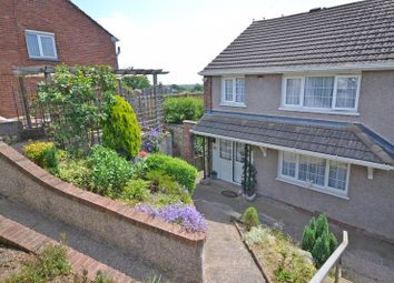 Thumbnail 3 bed semi-detached house for sale in Extended House, Tudor Crescent, Newport