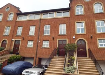 Thumbnail 4 bedroom town house for sale in Ocean Village, Southampton, Hampshire