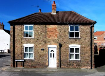 Thumbnail 2 bed cottage for sale in Church Lane, Brandesburton, Driffield