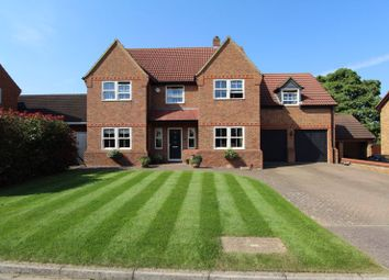 5 bed detached house for sale in Brickhill Close, Blunham, Bedford MK44