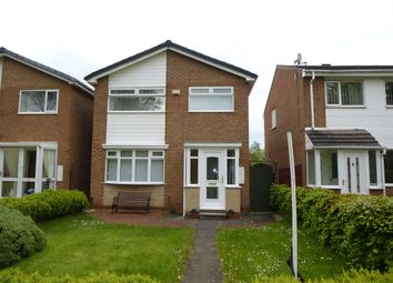 Thumbnail 3 bed detached house for sale in Bedlington Walk, Billingham