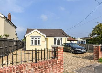 Halstead Road, Eight Ash Green, Colchester CO6. 2 bed detached bungalow