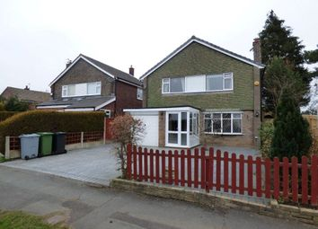 Thumbnail 4 bed detached house to rent in Birch Road, Poynton, Stockport