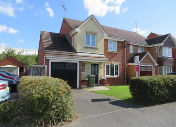 Thumbnail 3 bed semi-detached house for sale in Brush Drive, Loughborough