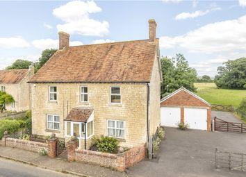 Thumbnail 4 bed detached house for sale in Moorside, Sturminster Newton, Dorset