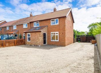 Thumbnail 3 bed end terrace house for sale in Holton, Halesworth, Suffolk