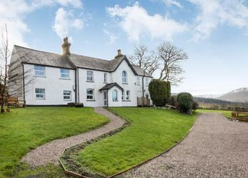 Thumbnail 4 bed detached house for sale in Penmachno, Betws-Y-Coed, Conwy