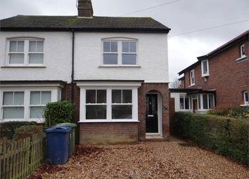 Thumbnail 3 bed semi-detached house to rent in Lexham Gardens, Amersham, Buckinghamshire