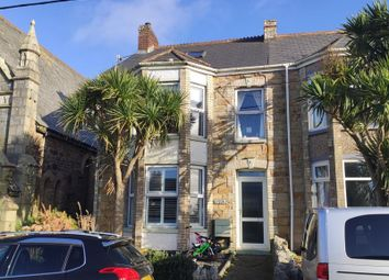 Thumbnail 3 bed end terrace house for sale in Church Street, Newquay