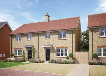Thumbnail 3 bed semi-detached house for sale in The Trent, Whitworth Way, Wilstead, Bedford