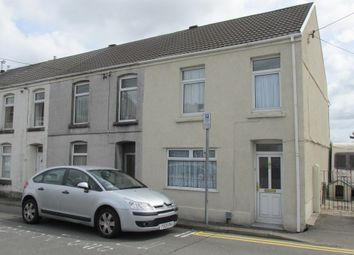 Thumbnail 3 bed end terrace house for sale in West Street, Gorseinon, Swansea