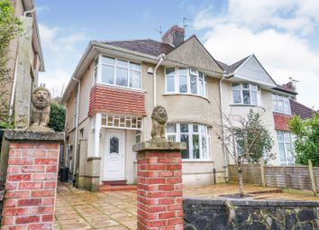 3 bed semi-detached house for sale in Lon Ger Y Coed, Swansea SA2