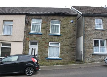 Thumbnail 3 bedroom end terrace house for sale in Wern Street, Clydach, Tonypandy, Rhondda Cynon Taff.