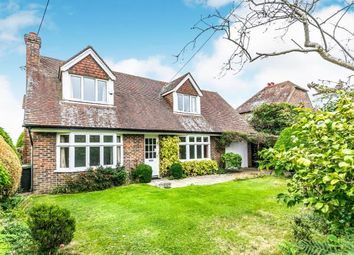 Thumbnail 3 bed detached house for sale in Cowbeech, Hailsham, East Sussex, United Kingdom