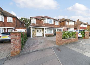 Thumbnail 5 bed detached house for sale in Wemborough Road, Stanmore
