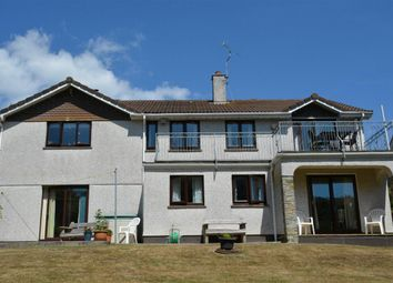 Thumbnail 4 bed detached house for sale in Portmellon, Mevagissey, Cornwall