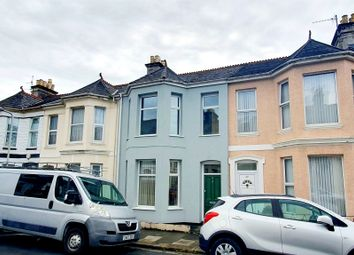 3 bed terraced house for sale in St. Leonards Road, Plymouth PL4