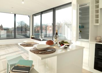 Thumbnail 2 bed penthouse for sale in Barratt Place, Easton Street, High Wycombe