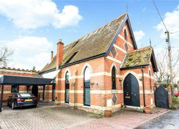 Thumbnail 4 bed detached house for sale in Pankridge Street, Crondall, Farnham, Surrey