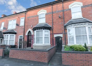 Thumbnail 3 bed terraced house for sale in St. Peters Road, Handsworth