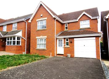 Thumbnail 4 bed detached house for sale in Oathill Rise, Burton Latimer, Kettering