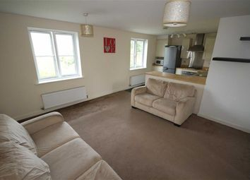 Thumbnail 2 bedroom flat for sale in Phoebe Way, Swindon