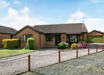 Thumbnail 3 bed detached bungalow for sale in Marigold Close, Lincoln