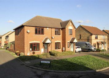 Thumbnail 3 bed semi-detached house to rent in Tunbridge Grove, Kents Hill, Milton Keynes, Bucks