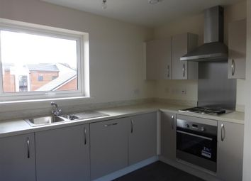 Thumbnail 1 bed flat to rent in Elsom Path, Aylesbury