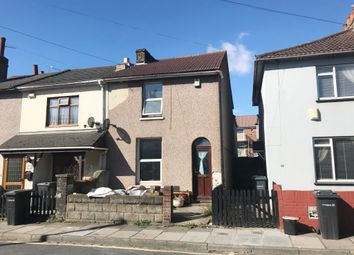 Thumbnail 3 bed terraced house for sale in 73 Dover Road, Northfleet, Gravesend, Kent