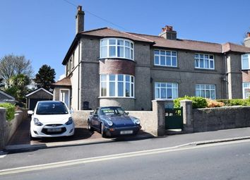 Thumbnail 4 bed semi-detached house for sale in Bray Hill, Douglas