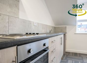 Thumbnail 1 bed flat for sale in Cavendish Road, Aylestone, Leicester