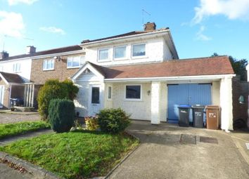 Thumbnail 2 bed end terrace house for sale in Chalcombe Road, Kingsthorpe, Northampton, Northamptonshire