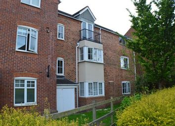 Thumbnail 1 bed flat for sale in Mulberry Drive, Off Trent Valley Road, Lichfield, Staffordshire