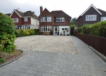 Thumbnail 3 bed detached house for sale in Cannock Road, Stafford