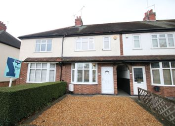 Thumbnail 2 bed terraced house for sale in Brookdale Road, Weddington, Nuneaton