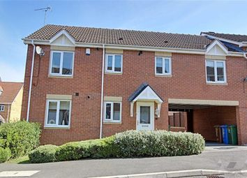 Thumbnail 2 bed maisonette to rent in Dewberry Gardens, Mansfield, Nottinghamshire