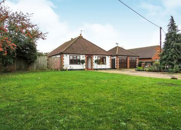 Thumbnail 4 bedroom detached bungalow for sale in Station Road, Worstead, North Walsham