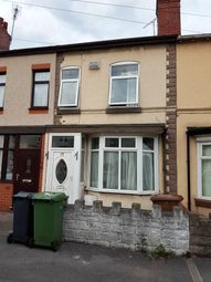 Thumbnail 3 bed terraced house to rent in Sheridan Street, Walsall
