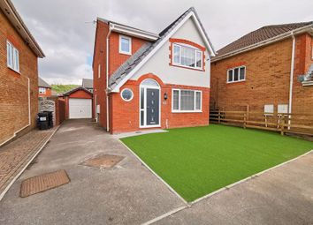 Thumbnail 4 bedroom detached house for sale in Japonica Drive, Dowlais, Merthyr Tydfil