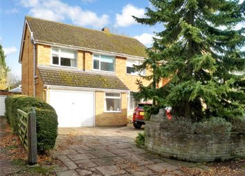 Thumbnail 4 bed detached house for sale in Oakley Lane, Chinnor, Oxon